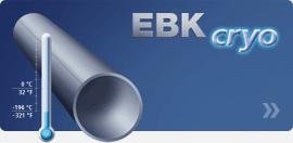 EBK cryo Stahlrohre